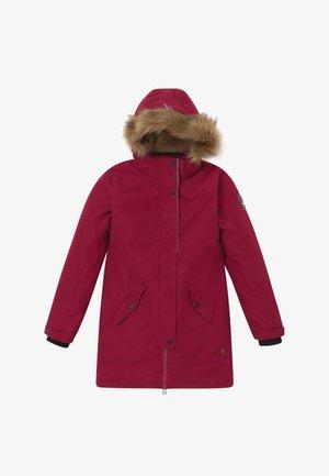 BANTRY GRLS - Zimní kabát - pflaume