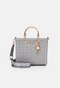 River Island - Shopping bag - grey - 0
