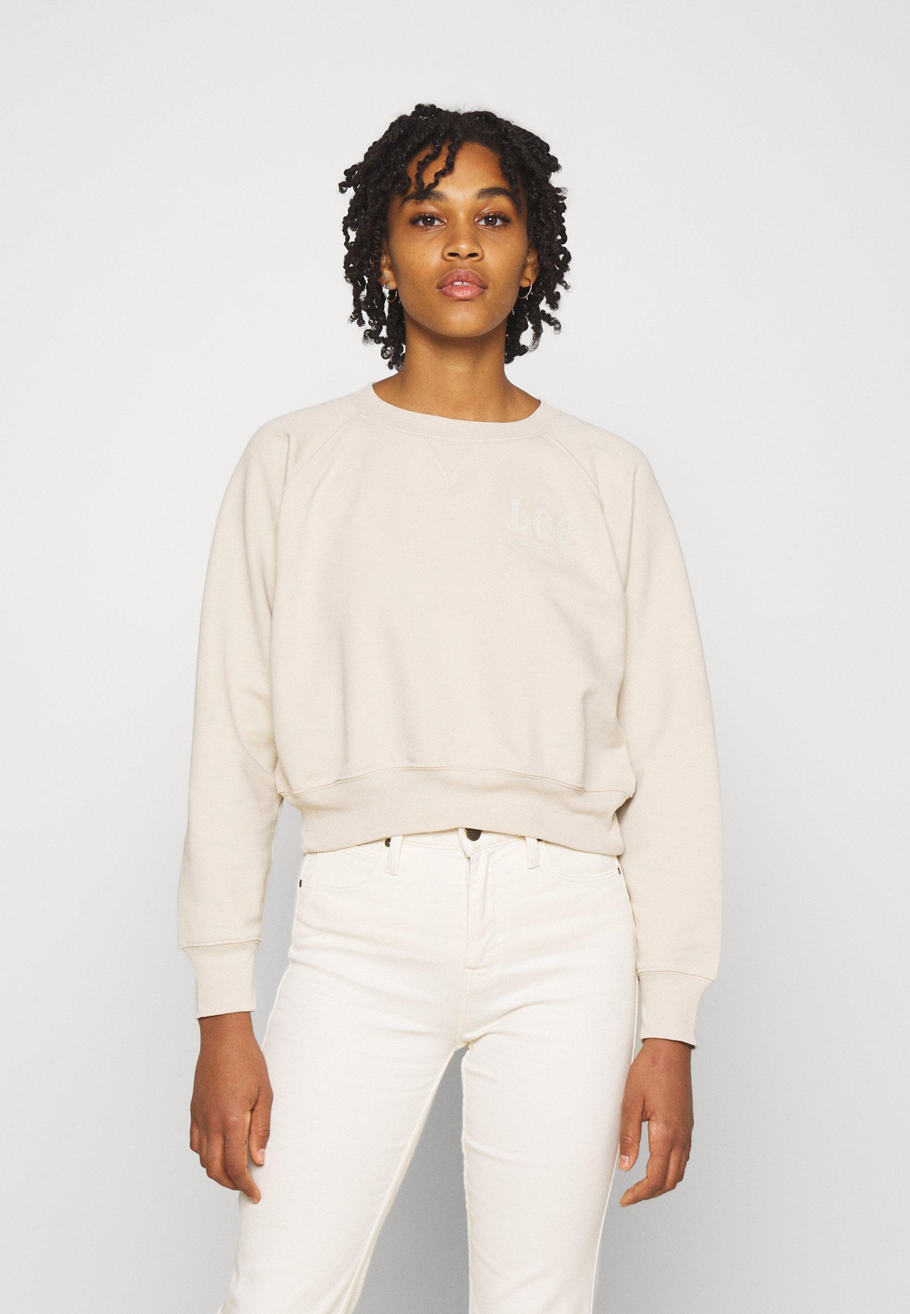Women VINTAGE CROPPED  - Sweatshirt