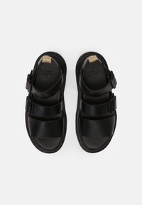 Dr. Martens - VEGAN GRYPHON UNISEX - Sandals - black - 3