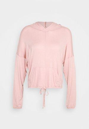 HOOD - Pyjamasoverdel - pink