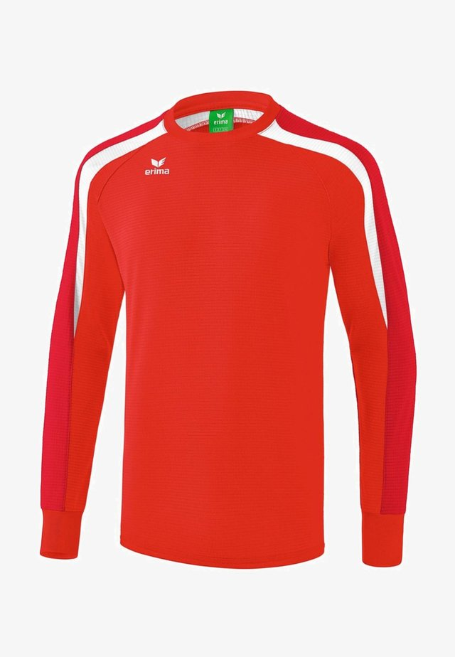 LIGA 2.0 SWEATSHIRT KINDER - Sweatshirt - rot / dunkelrot