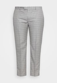 River Island - Suit trousers - brown - 0