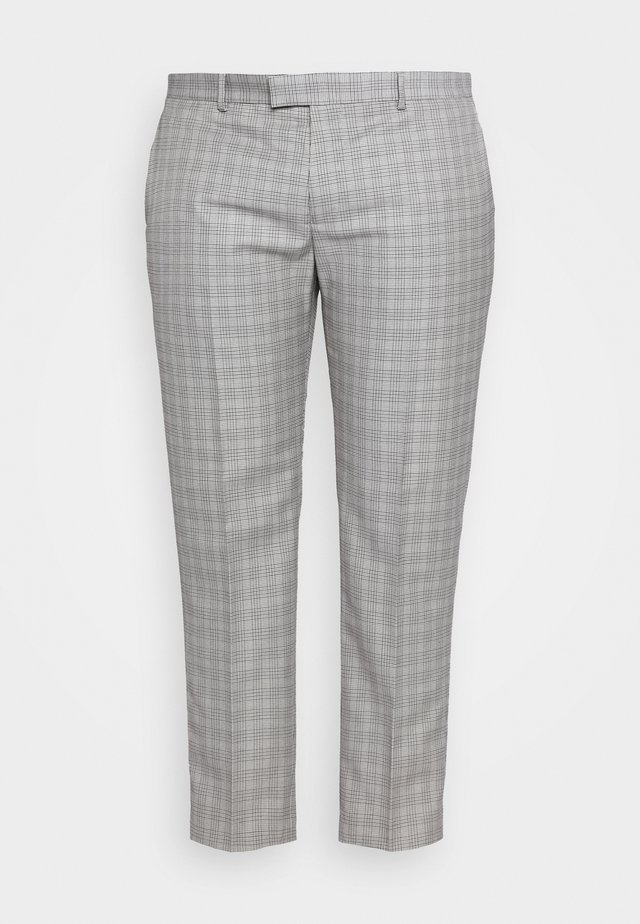 Suit trousers - brown
