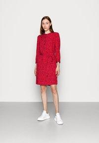 Gap Tall - BRACELET DRESS - Day dress - red - 1