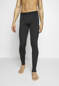 Jack & Jones Performance - JCOZRUNNING - Tights - black - 0