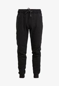 Cars Jeans - LAX - Tracksuit bottoms - black - 4
