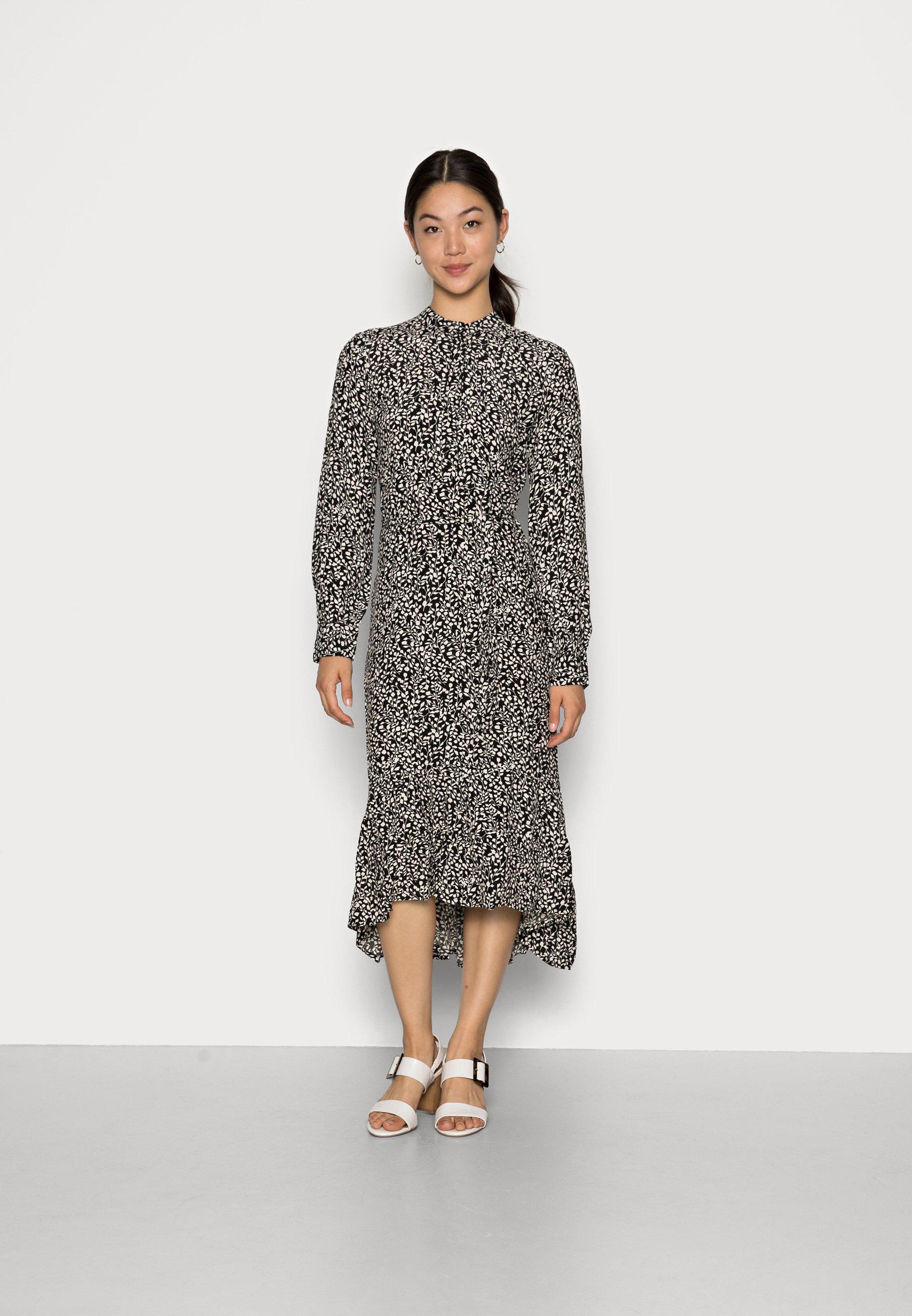 Mujer CELINA MOROCCO MIDI DRESS - Vestido camisero