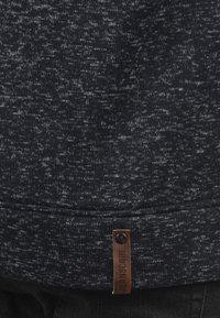 INDICODE JEANS - LUKIN - Cardigan - navy - 3