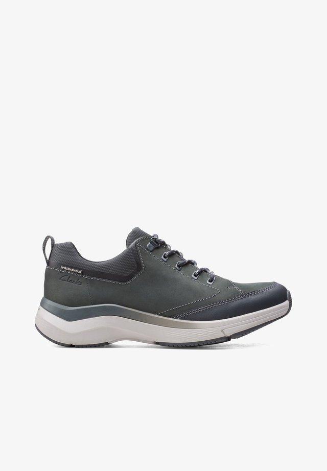 Chaussures d'entraînement et de fitness - donkergrijs nubuck