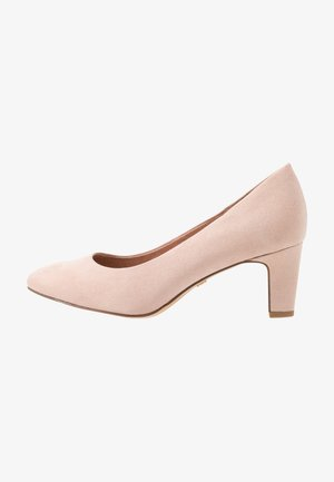 COURT SHOE - Klassieke pumps - rose