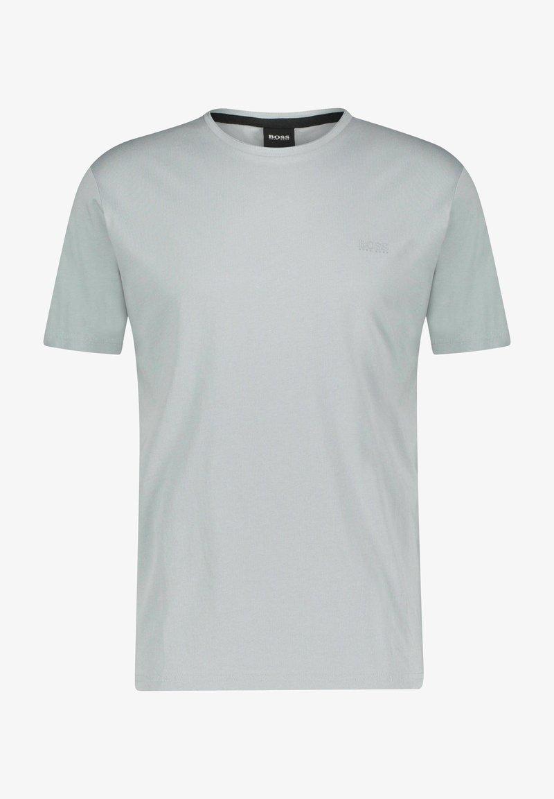 BOSS - TRUST - Basic T-shirt - silber
