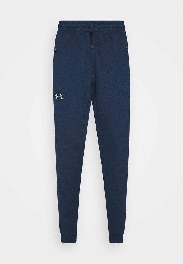 CHARGED JOGGER - Pantaloni sportivi - academy/halo gray
