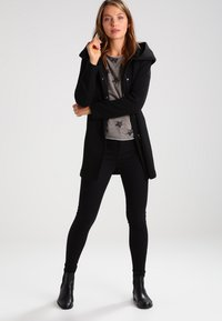 ONLY - Manteau court - black - 1