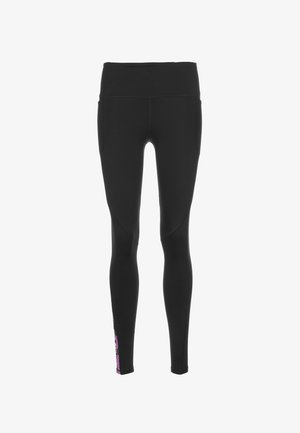 COLDGEAR GRAPHIC  - Leggings - black