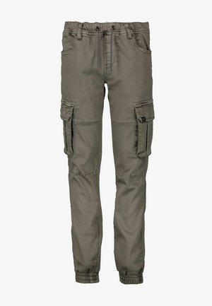 Pantaloni cargo - limestone