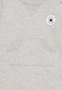 Converse - LIL CHUCK COVERALL SET UNISEX - Jumpsuit - dark grey heather - 2