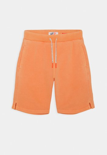 Shorts - washed coral