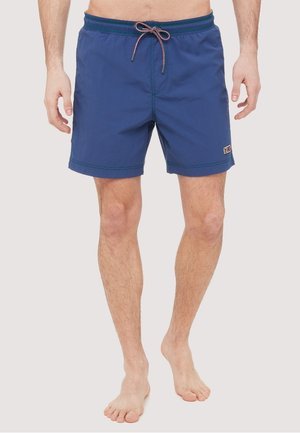 VILLA SOLID - Swimming shorts - blue