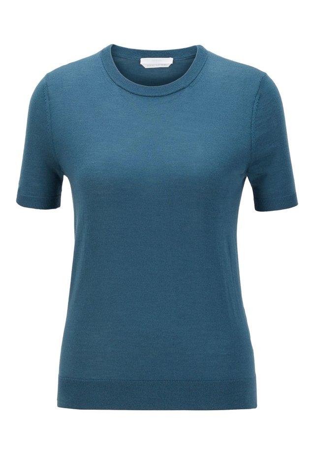 FALYSSA - Basic T-shirt - dark blue