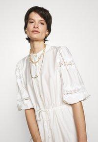 Rebecca Minkoff - ELLE DRESS - Day dress - white - 3