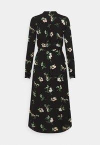 Vero Moda Petite - VMSIMPLY EASY DRESS - Sukienka koszulowa - black - 1