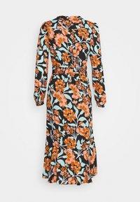Diane von Furstenberg - CARLA TWO - Denní šaty - gardenia black - 1
