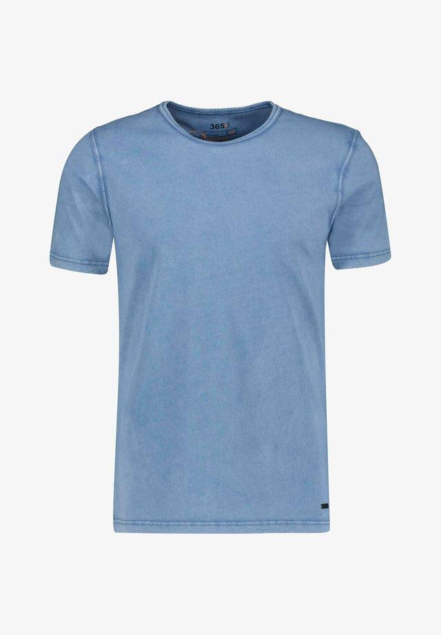 TOKKS - Basic T-shirt - blau