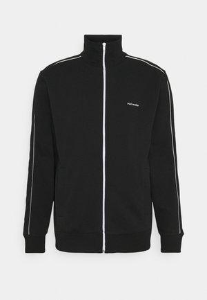 AGAVE ZIP JACKET - Summer jacket - black