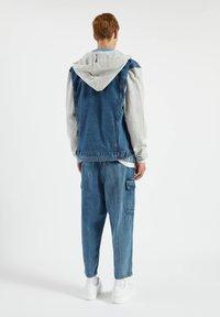 PULL&BEAR - Denim jacket - light-blue denim - 2