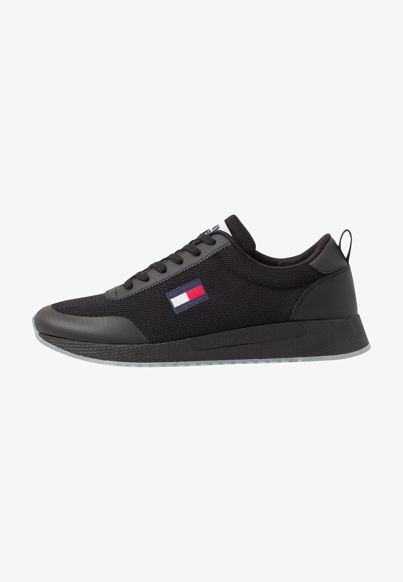 Tommy Jeans - FLEXI RUNNER - Sneakersy niskie - black