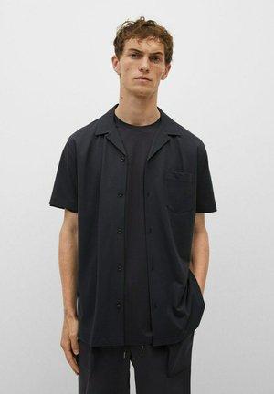 Shirt - petrolblau