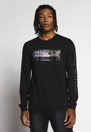 LAST SUPPER - Långärmad tröja - black