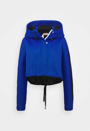 Bomber Jacket - bluette