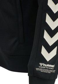 Hummel - Träningsjacka - black - 6