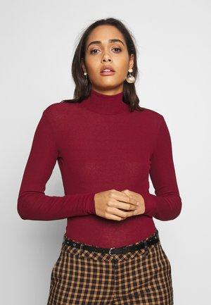 JAVA  - Langarmshirt - red
