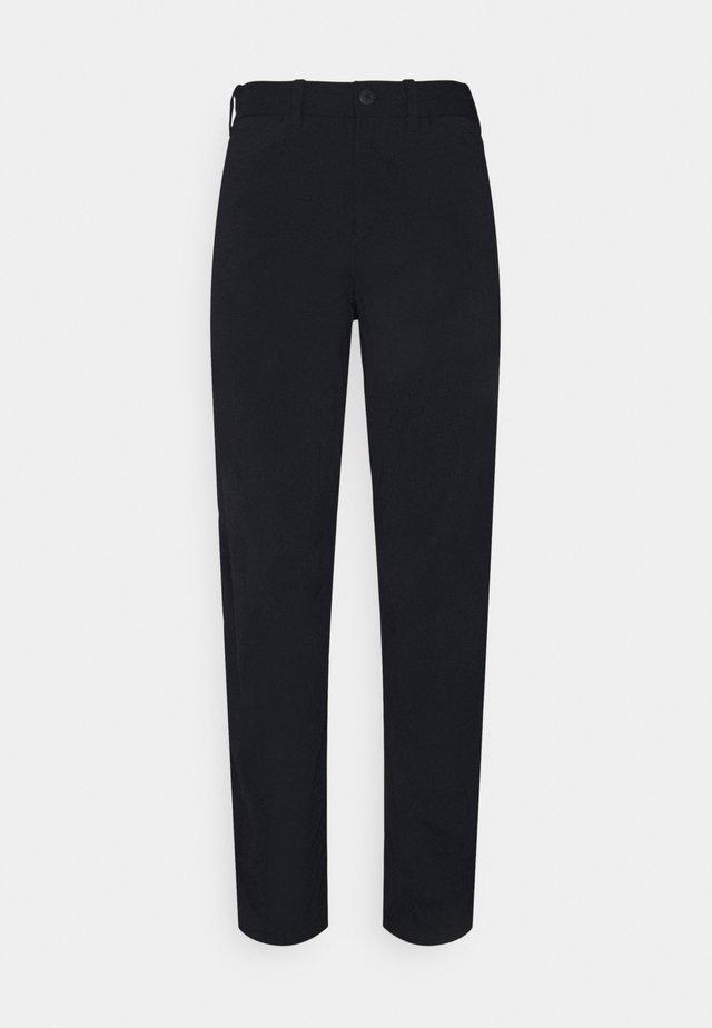 WADI PANTS - Kalhoty - black