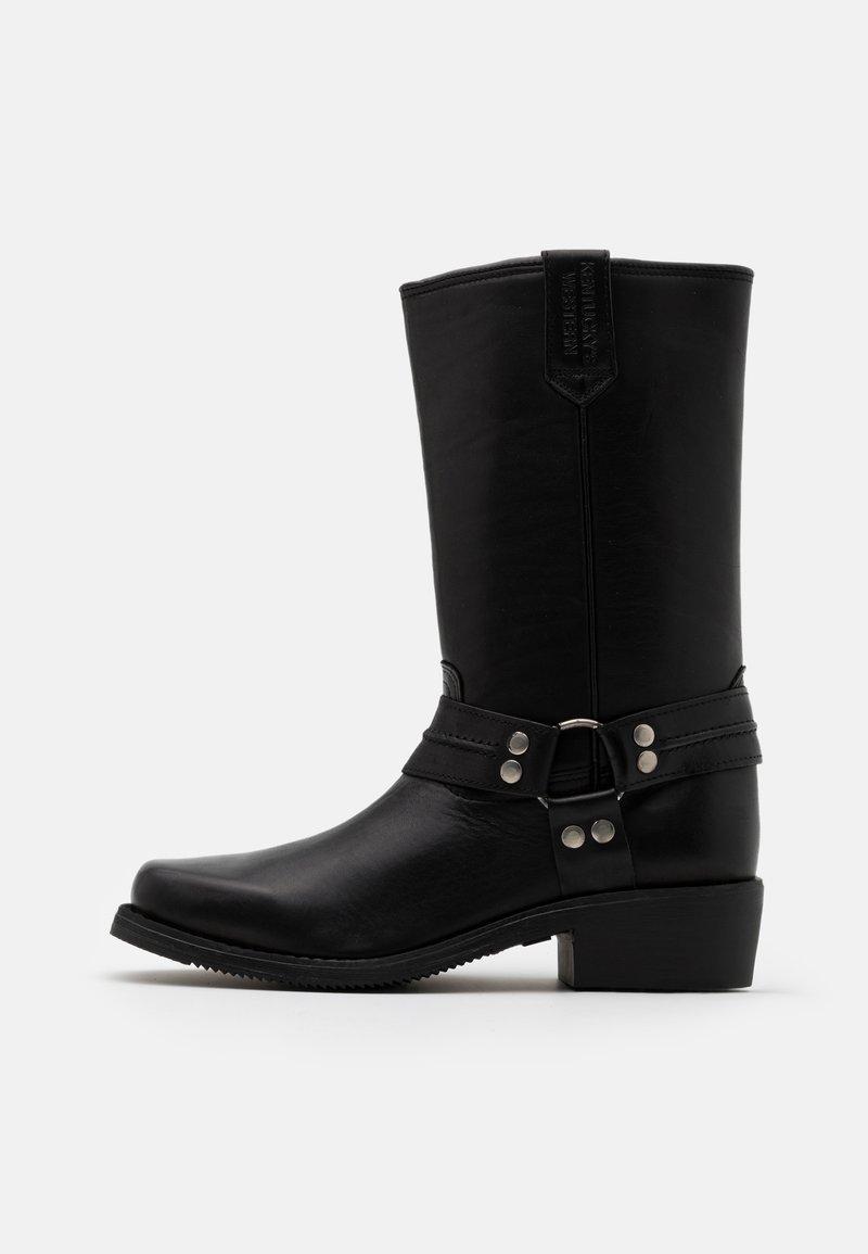 Kentucky's Western - UNISEX - Kovbojské/motorkářské boty - schwarz