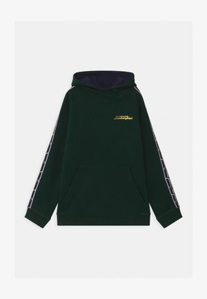 SHIELD TAPE HOODED  - Sweatshirt - green hydra