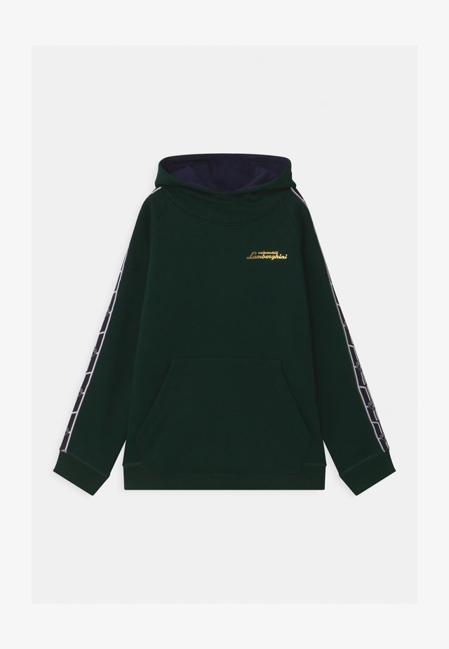 SHIELD TAPE HOODED  - Sweater - green hydra