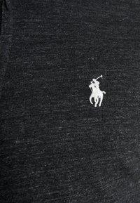 Polo Ralph Lauren - Mikina skapucí - black marl heather - 6