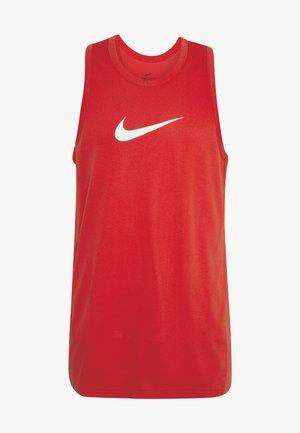DRY CROSSOVER - T-shirt de sport - university red/white