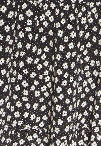 Even&Odd - Shirt dress - black/white - 6