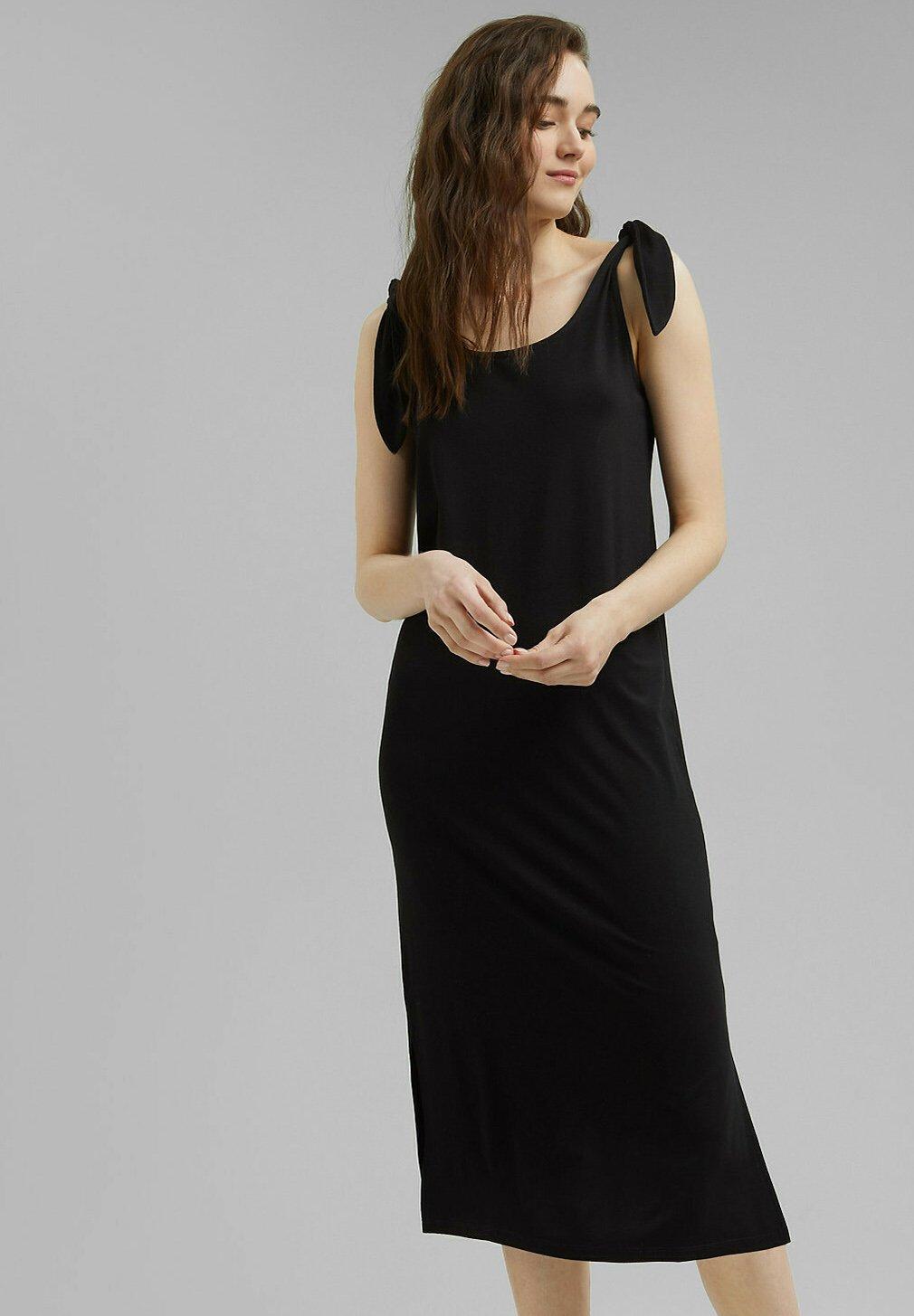 Damen TIE DRESS - Jerseykleid