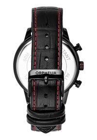 Orphelia - TEMPO - Chronograph watch - black - 2