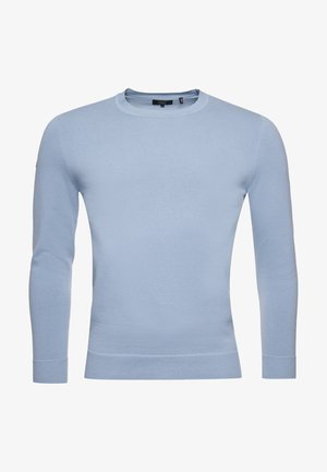 Pullover - china blue