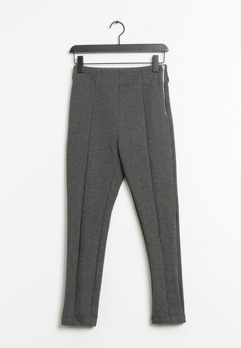 Lost Ink - Trousers - grey