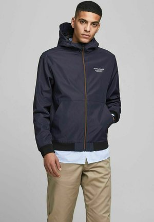 JJESEAM - Summer jacket - navy blazer