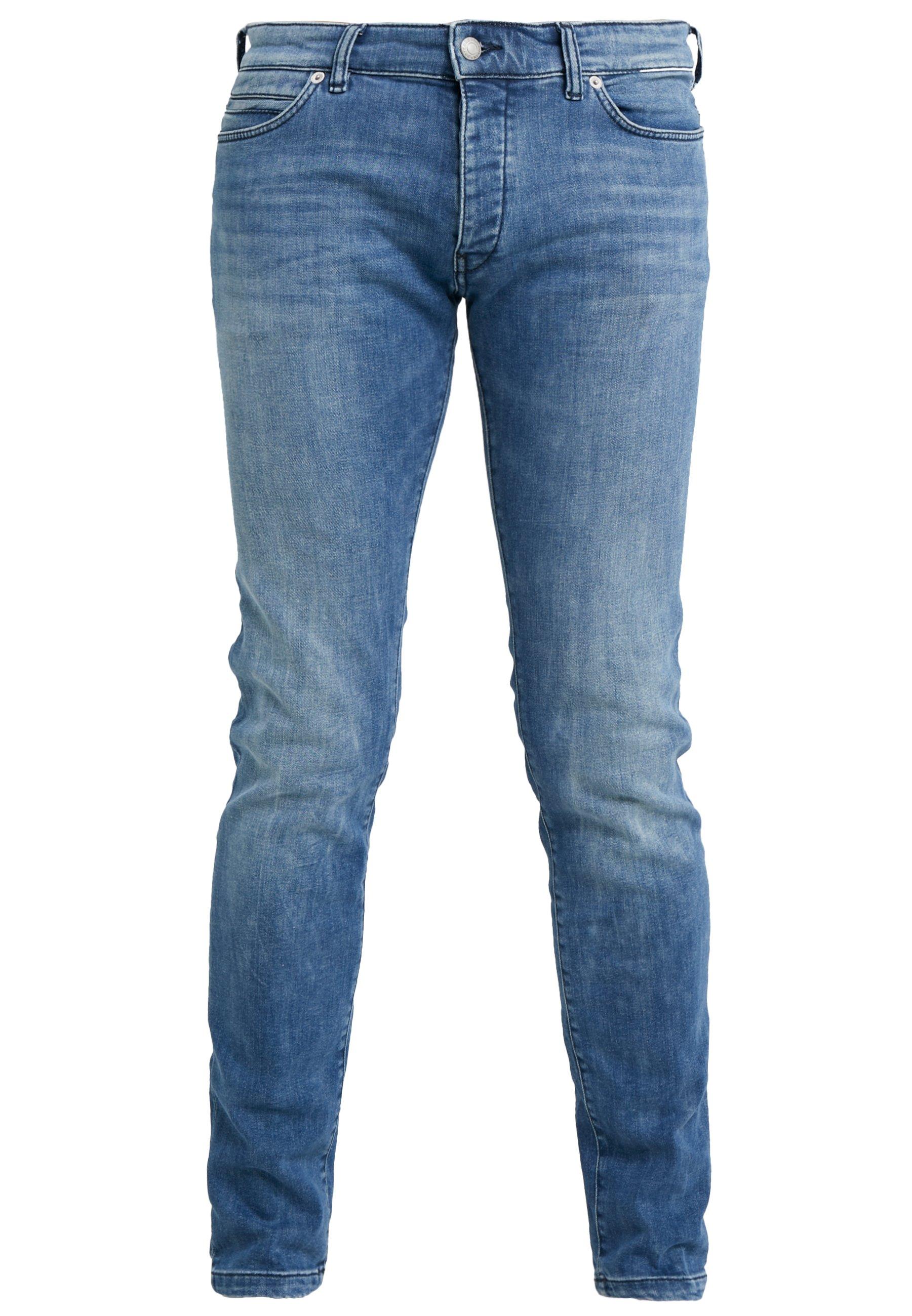 DRYKORN JAZ - Jeans Skinny - blue