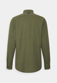 G-Star - STALT REGULAR PATCH - Shirt - break oxford-sage/asfalt oxford - 1